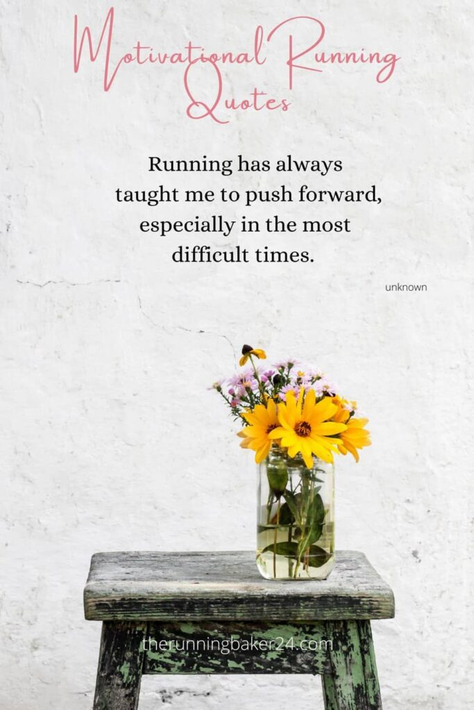 Motivational Running quotes to start your year